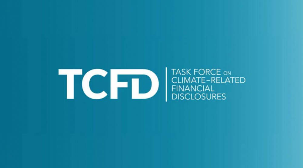 TCFD Appreciates Tsing Capital's Support of FSB Task Force on Climate-related Financial Disclosure